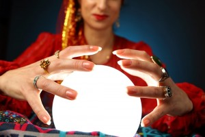 Your financial crystal ball awaits you in the cloud