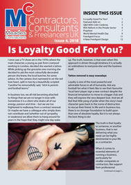 Meades Contractors Newsletter Issue 4